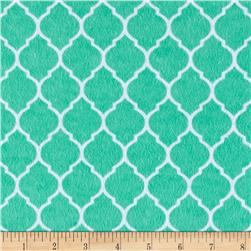 Flannel Trellis Spearmint