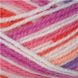 Lion Brand Jamie Yarn (203) Summer Stripes
