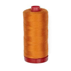 Aurifil 12wt Embellishment and Sashiko Dreams Thread Pumpkin