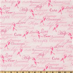 Ribbons Of Hope Pink
