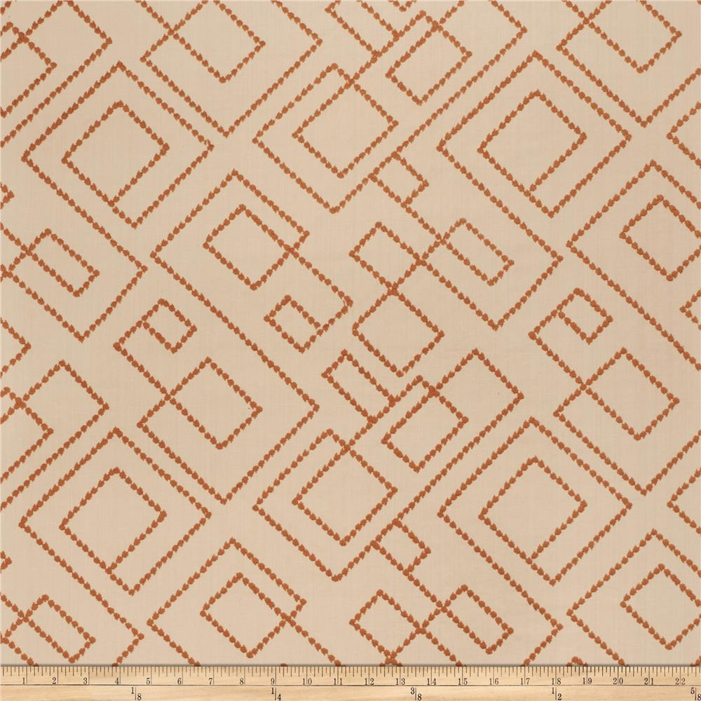 Fabricut Addison Rd Orange