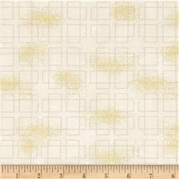 Oriental Traditions Metallic Plaid Antique