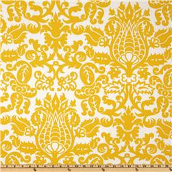 Premier Prints Amsterdam Twill Corn Yellow Fabric