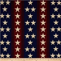Quilts of Valor Star Stripe Vintage