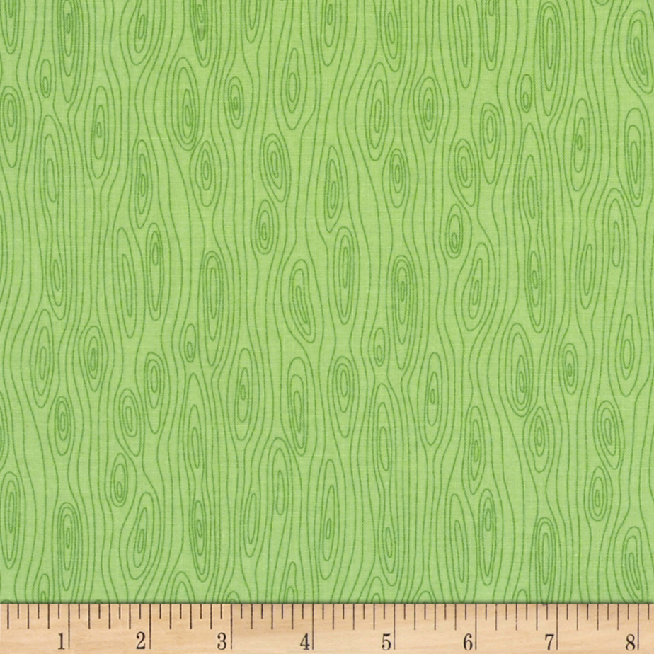 Moda Folk Art Holiday Faux Bois Pine Fabric