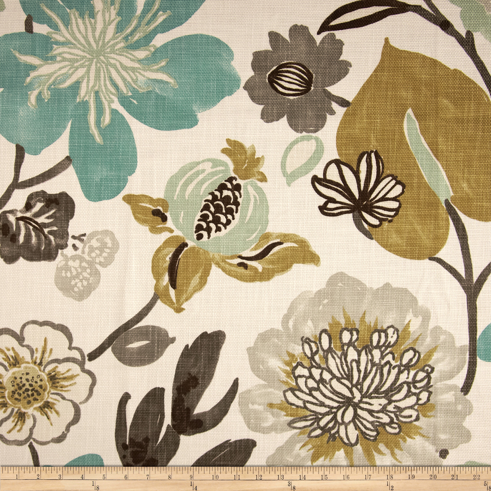 Image of Braemore Gorgeous Pearl Fabric