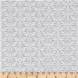 Mod About You Damask White/Light Gray