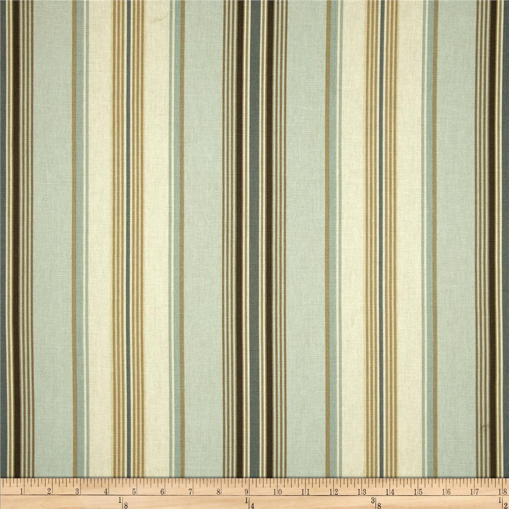Swavelle/Mill Creek Andari Stripe Polar Blue