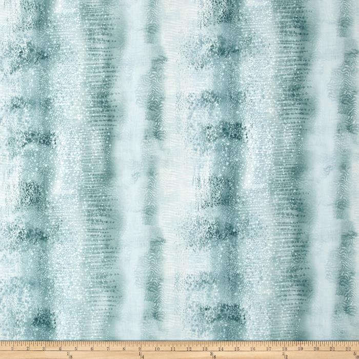Enchanted Pines Texture Stripe Mist