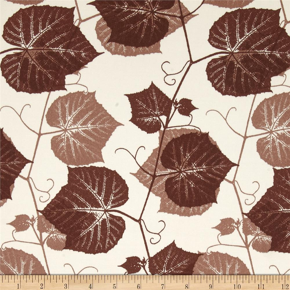 Ty Pennington Home Decor Sateen Fall 11 Ivy Brown