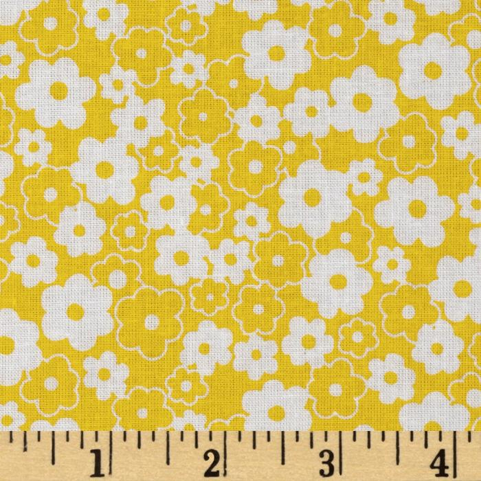 Pick Me Floral Yellow