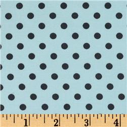 Michael Miller Baby Dumb Dot Sea Fabric