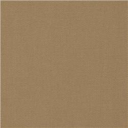 Eco Twill Khaki Fabric