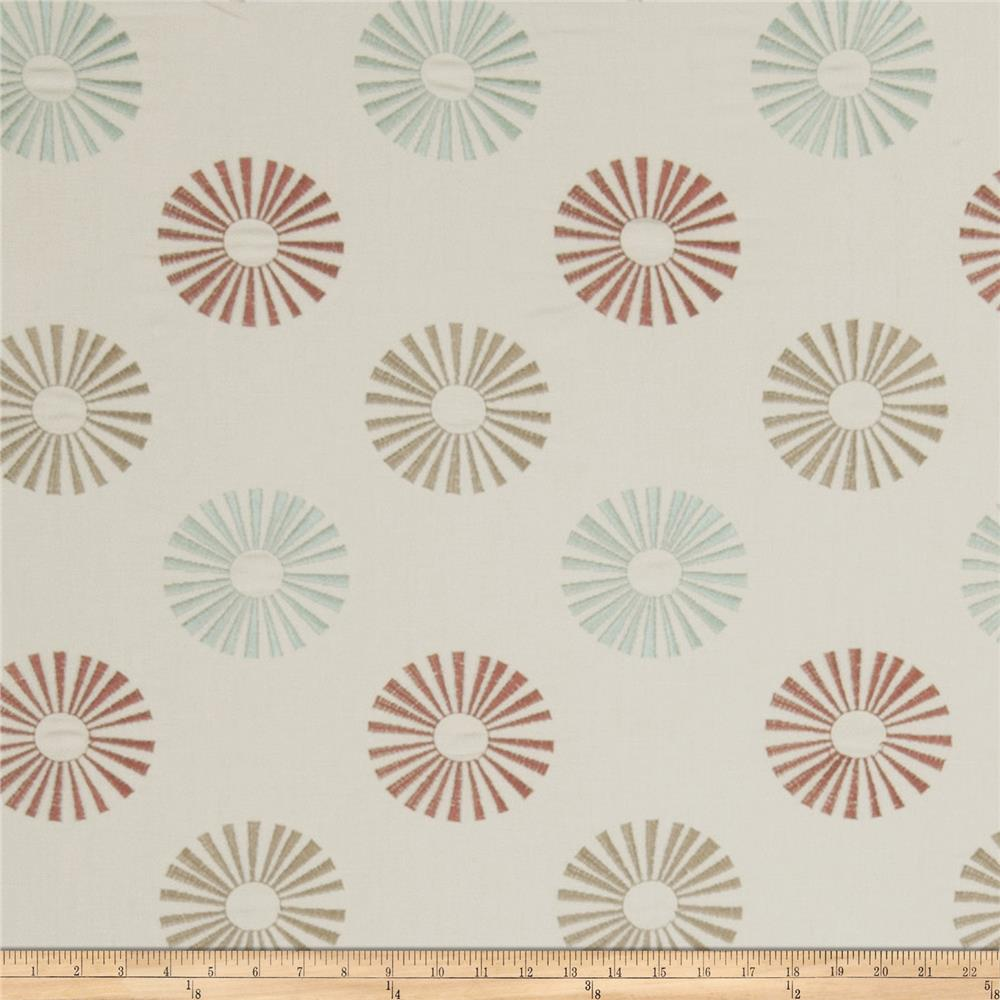 Jaclyn Smith 02619 Embroidered Carthage Punch
