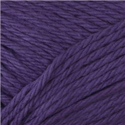 Peaches & Creme Solid Yarn (1071) Grape