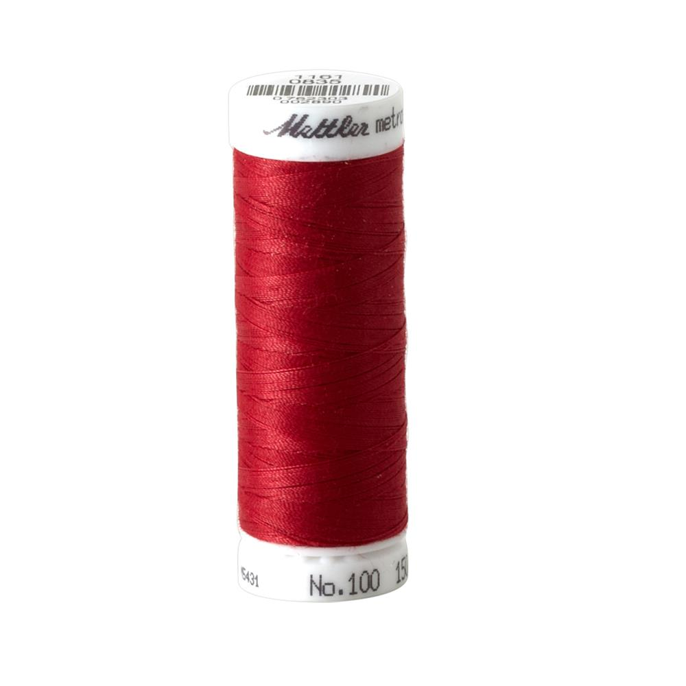 Mettler Metrosene Polyester All Purpose Thread Tulip