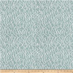 Kendall Wilkinson Swaying Reeds Indoor/Outdoor Jacquard Surf