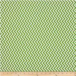Moda Half Moon Modern Small Zig Zag Kelly