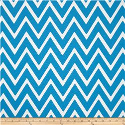 Swavelle/Mill Creek Indoor/Outdoor Zapallar Chevron Caspian Fabric