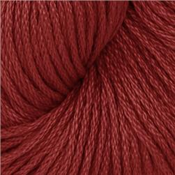 Tahki Cotton Classic Yarn (3995) Deepest Red