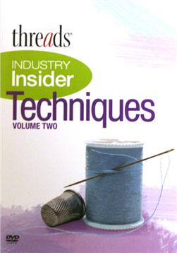 Threads Industry Insider Techniques DVD Vol. 2