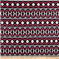 Ponte de  Roma Bold Aztec Black/White/Red