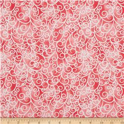 Petal Poetry Swirl Red