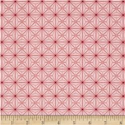 Sophia Diamond Geo Patch Pink