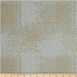 Moda Modern Backgrounds Luster Metallic Shakespeare Zen Grey