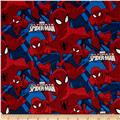 Marvel Ultimate Spiderman Spidey Red/Multi