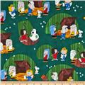 Peanuts Christmas Time Christmas Play Forest