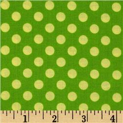 Eggcellent Adventure Dots Green/Yellow