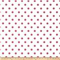 Fabricut Sixpence Wallpaper Wallpaper Red (Double Roll)