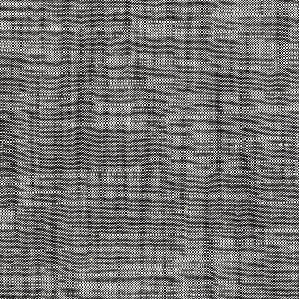 Kaufman Manchester Yarn Dyed Charcoal Fabric