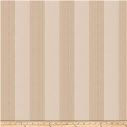 Fabricut Landu Stripe Silk Natural