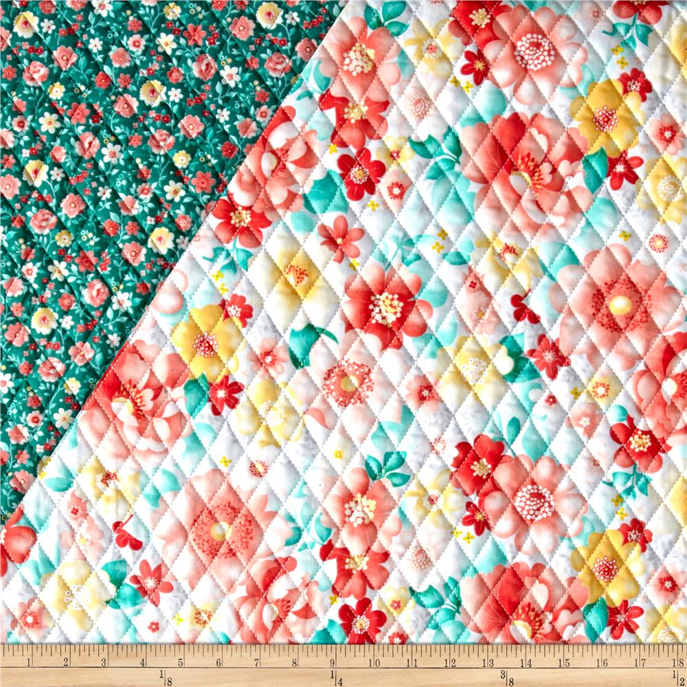 Pre quilted fabrics discount designer fabric for Cheap fabric material