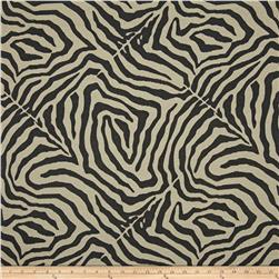 Claridge Zebra Basketweave Jacquard Volcano