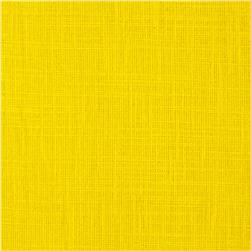 Andover Textured Solid Lemon