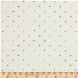 Moda Modern Backgrounds Luster Metallic Positive White