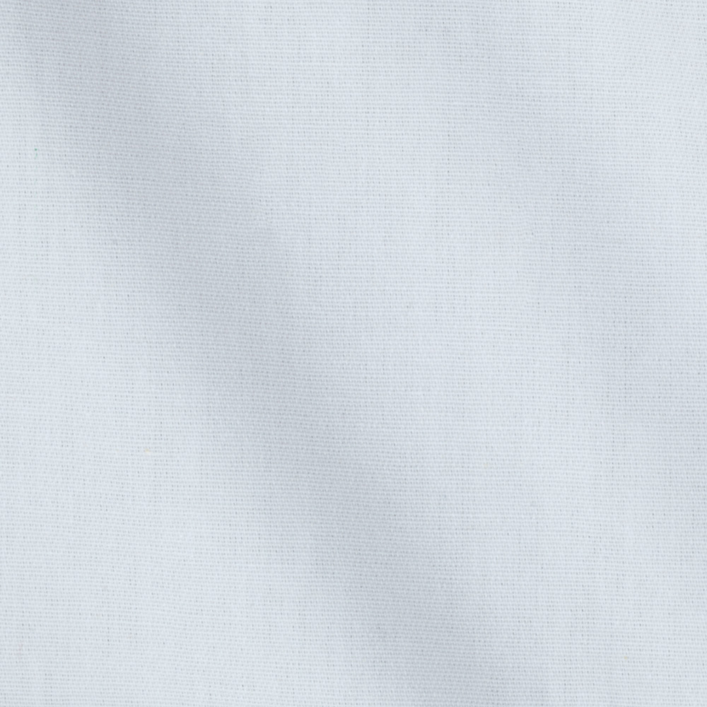 Diversitex Poly/Cotton Twill White Fabric