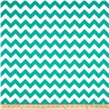 Blair Simple Chevron Emerald