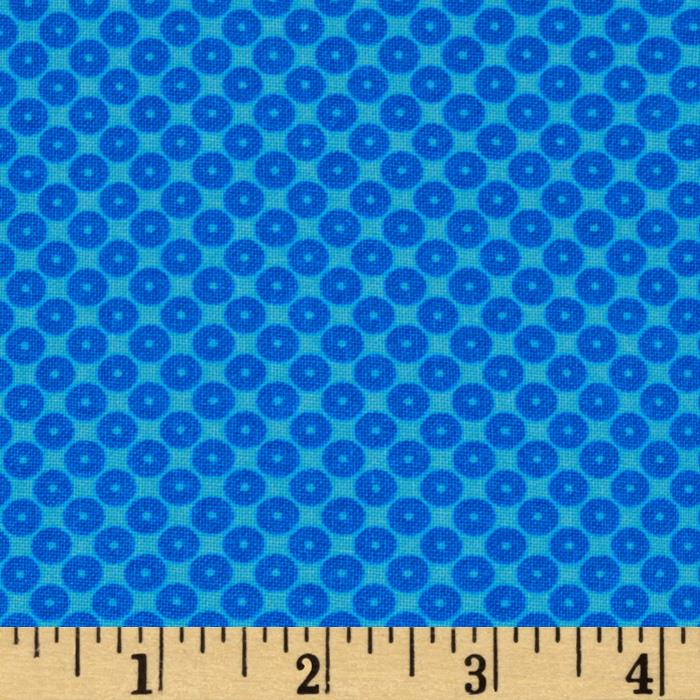 Dots Right Sequin Dot Blue