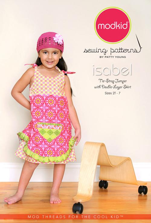 Modkid Isabel Sewing Pattern