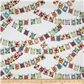 Shop Local Mini Quilts White