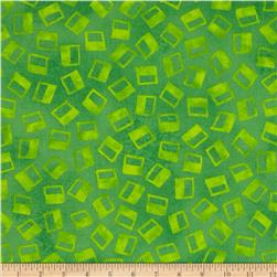 Xanadu Abstract Windows Lime