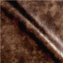 Richloom Tough Faux Leather Jetstream Bronze