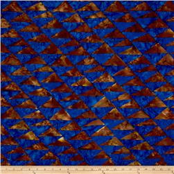 Artisan by Kaffe Fasset Batik Flags Brown