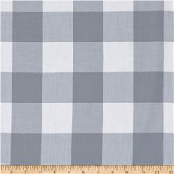 "Kaufman Carolina Gingham 2"" Platinum"