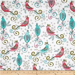 Soul Blossom Chick A Doodle White/Pink/Turquoise