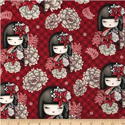 Nobuko-Believe Kimmidoll Allover Red